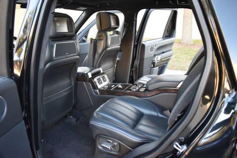 2014 Land Rover Range Rover for sale at Monaco Motor Group in Orlando FL