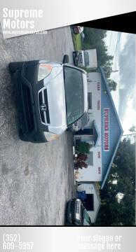 2004 Honda CR-V for sale at Supreme Motors in Tavares FL