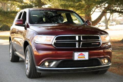 2017 Dodge Durango for sale at Auto House Superstore in Terre Haute IN