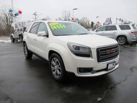 2015 GMC Acadia for sale at Auto Land Inc in Crest Hill IL