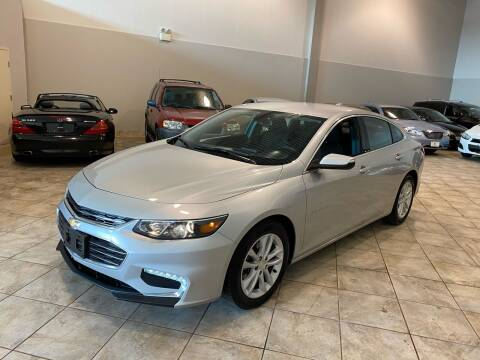 2018 Chevrolet Malibu for sale at Super Bee Auto in Chantilly VA