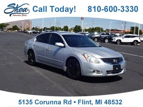 2012 Nissan Altima for sale at Jamie Sells Cars 810 - Linden Location in Flint MI