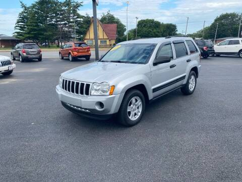 2006 Jeep Grand Cherokee for sale at Approved Automotive Group in Terre Haute IN
