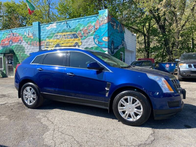 2012 Cadillac SRX for sale at Showcase Motors in Pittsburgh PA