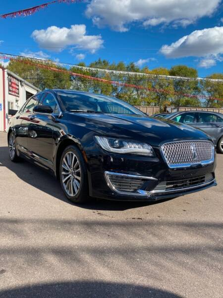 2017 Lincoln MKZ for sale at DealswithWheels in Hastings MN