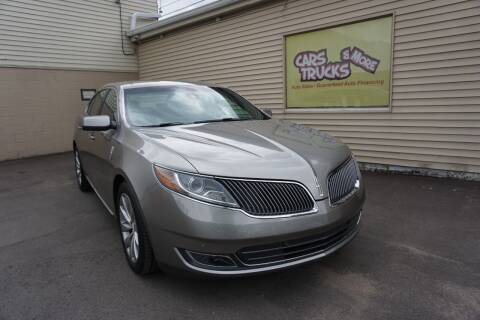 2015 Lincoln MKS for sale at Cars Trucks & More in Howell MI