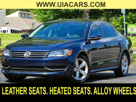2012 Volkswagen Passat for sale at Used Imports Auto - Lawrenceville in Lawrenceville GA