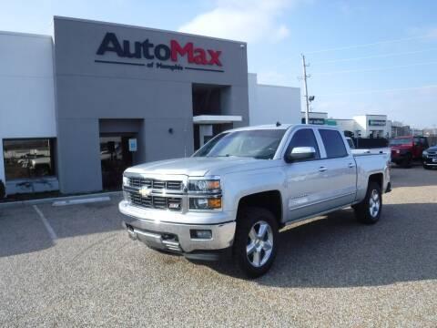 2014 Chevrolet Silverado 1500 for sale at AutoMax of Memphis - Logan Karr in Memphis TN