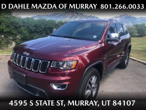 2019 Jeep Grand Cherokee for sale at D DAHLE MAZDA OF MURRAY in Salt Lake City UT