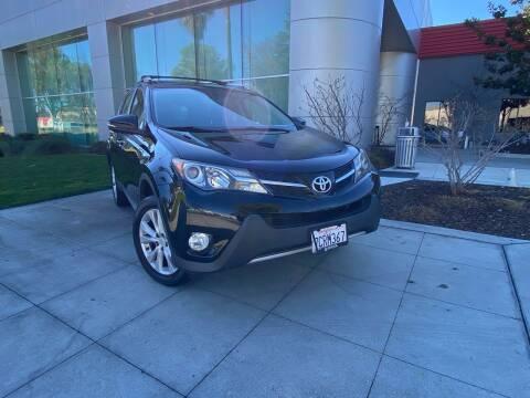 2013 Toyota RAV4 for sale at Top Motors in San Jose CA