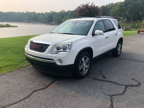 2011 GMC Acadia for sale at Village Wholesale in Hot Springs Village AR