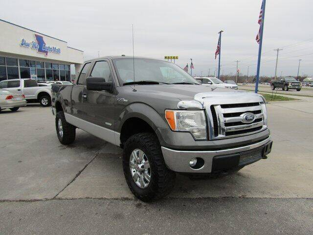 2011 Ford F-150 for sale at Show Me Auto Mall in Harrisonville MO