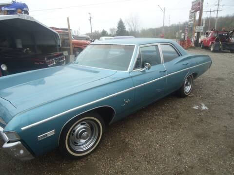1968 Chevrolet Impala for sale at Marshall Motors Classics in Jackson Michigan MI