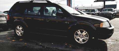 2006 Ford Freestyle for sale at American Auto Group LLC in Saginaw MI