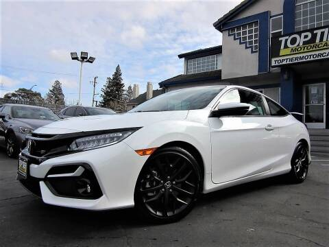 2020 Honda Civic for sale at Top Tier Motorcars in San Jose CA