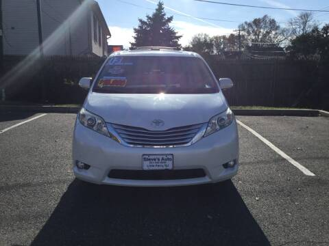 2013 Toyota Sienna for sale at Steves Auto Sales in Little Ferry NJ
