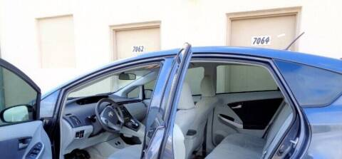 2011 Toyota Prius for sale at Selective Motor Cars in Miami FL