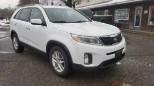 2015 Kia Sorento for sale at Motor House in Alden NY