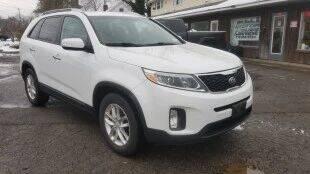 2015 Kia Sorento for sale at Motor House in Alden NY