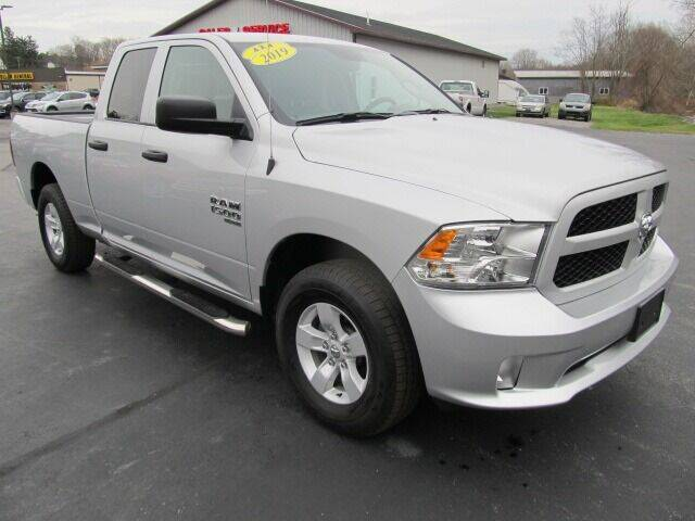 2019 RAM Ram Pickup 1500 Classic for sale at Thompson Motors LLC in Attica NY
