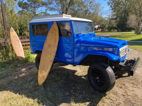 1974 Toyota Land Cruiser for sale at Harbor Oaks Auto Sales in Port Orange FL