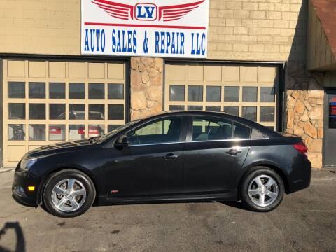 2013 Chevrolet Cruze for sale at LV Auto Sales & Repair, LLC in Yakima WA