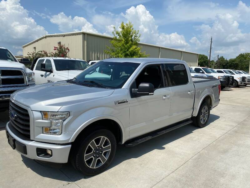 2015 Ford F-150 for sale at Diesel Of Houston in Houston TX