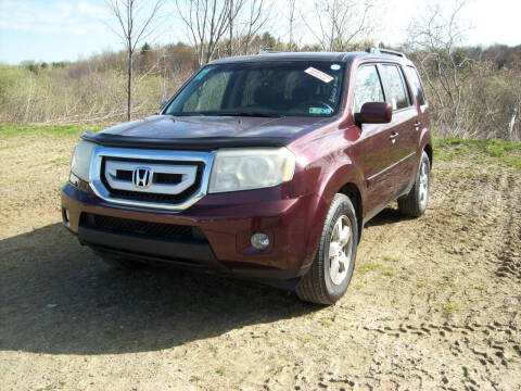 2009 Honda Pilot for sale at Summit Auto Inc in Waterford PA