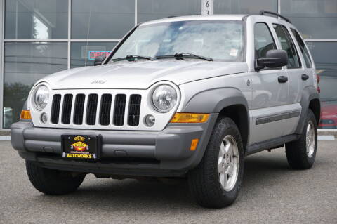 2006 Jeep Liberty for sale at West Coast Auto Works in Edmonds WA