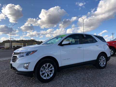 2021 Chevrolet Equinox for sale at 1st Quality Motors LLC in Gallup NM