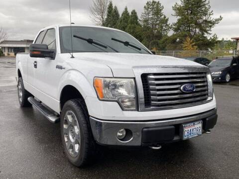 2010 Ford F-150 for sale at S&S Best Auto Sales LLC in Auburn WA