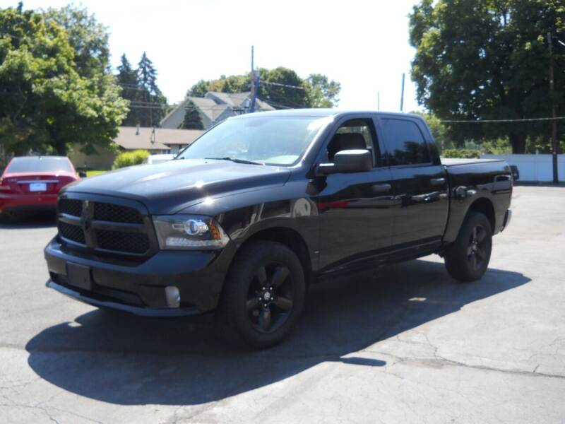 2014 RAM Ram Pickup 1500 for sale at Petillo Motors in Old Forge PA