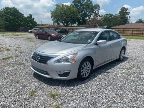 2014 Nissan Altima for sale at Bayou Motors Inc in Houma LA