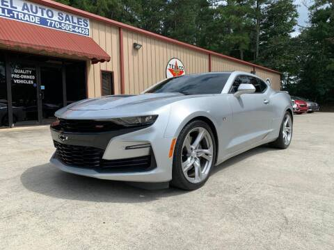 2019 Chevrolet Camaro for sale at Daniel Used Auto Sales in Dallas GA
