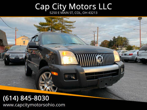 2005 Mercury Mountaineer for sale at Cap City Motors LLC in Columbus OH