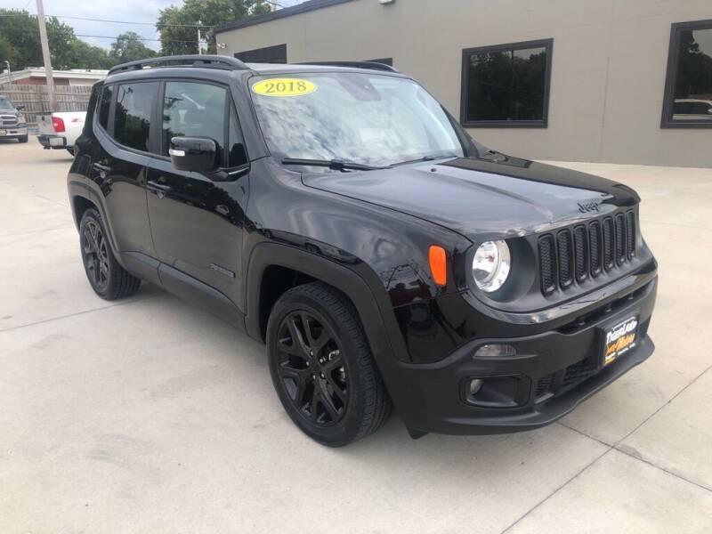2018 Jeep Renegade for sale at Tigerland Motors in Sedalia MO
