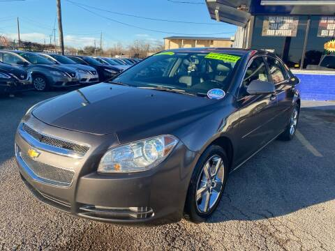 2010 Chevrolet Malibu for sale at Cow Boys Auto Sales LLC in Garland TX
