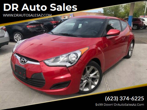 2016 Hyundai Veloster for sale at DR Auto Sales in Glendale AZ