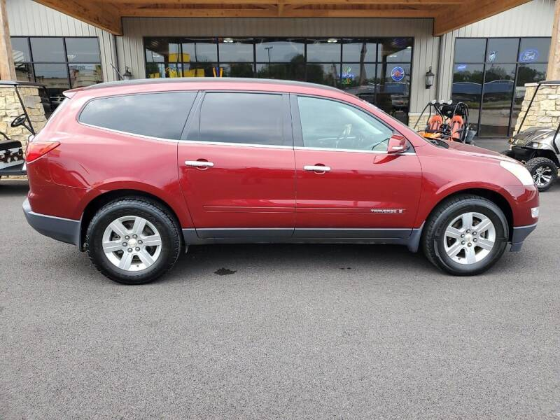 2009 Chevrolet Traverse for sale at Premier Auto Source INC in Terre Haute IN