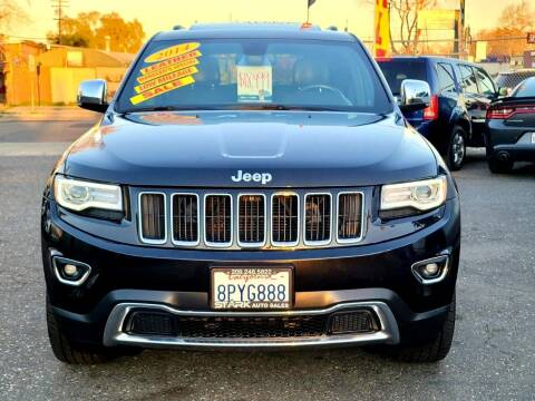 2014 Jeep Grand Cherokee for sale at Stark Auto Sales in Modesto CA