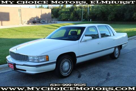 1995 Cadillac DeVille for sale at Your Choice Autos - My Choice Motors in Elmhurst IL