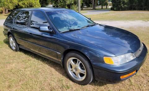 "1997 Honda Accord for sale at WHEELS ""R"" US 2017 LLC in Hudson FL"