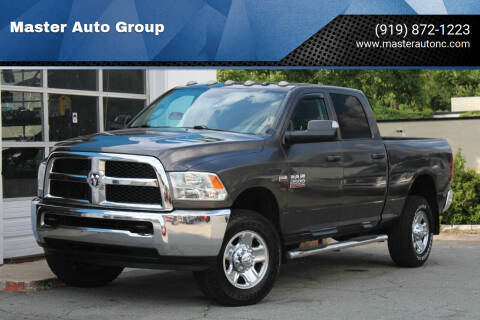 2016 RAM Ram Pickup 2500 for sale at Master Auto Group in Raleigh NC