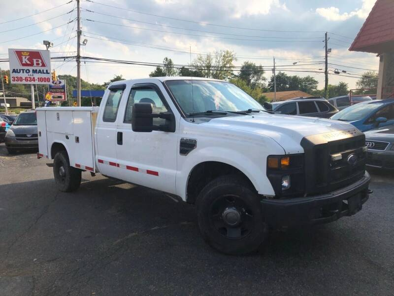 2008 Ford F-250 Super Duty for sale at KB Auto Mall LLC in Akron OH