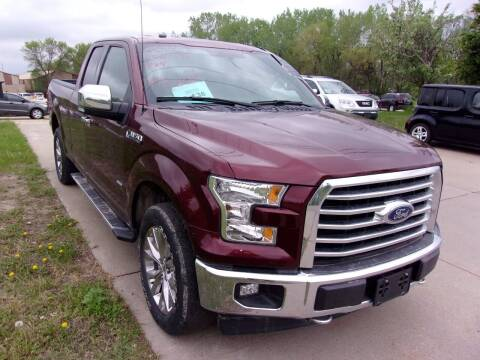 2017 Ford F-150 for sale at Barney's Used Cars in Sioux Falls SD