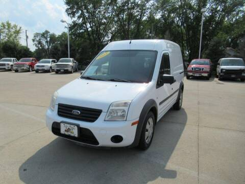 2013 Ford Transit Connect for sale at Aztec Motors in Des Moines IA