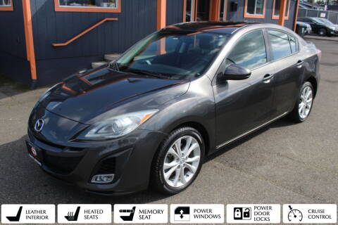 2010 Mazda MAZDA3 for sale at Sabeti Motors in Tacoma WA