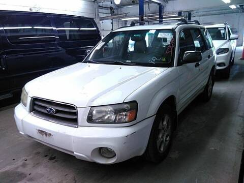 2004 Subaru Forester for sale at DPG Enterprize in Catskill NY