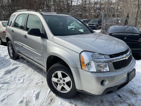 2008 Chevrolet Equinox for sale at Trocci's Auto Sales in West Pittsburg PA