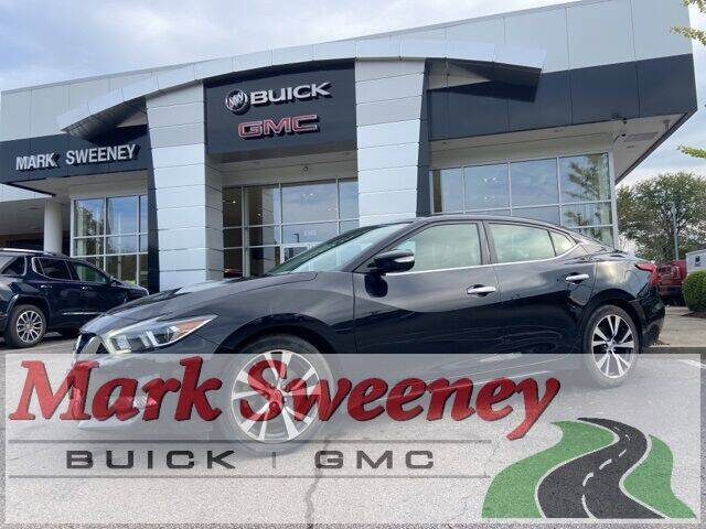 2016 Nissan Maxima for sale at Mark Sweeney Buick GMC in Cincinnati OH